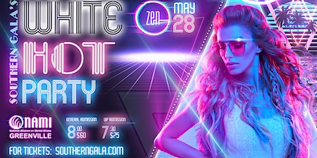 White Hot Party to benefit NAMI Greenville tickets
