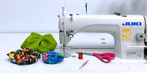 PALentine's Day DIY Scrunchie Making Workshop w/MIMOSAS!
