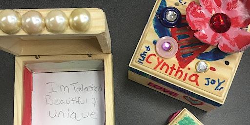 Free Art Workshop for Kids - Dream Boxes 11:30 am class