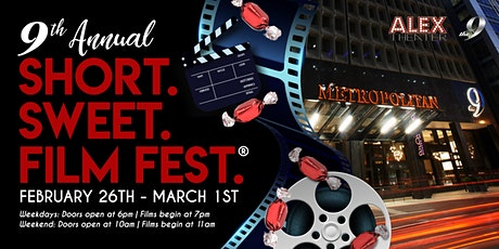 2020 Short. Sweet. Film Fest. tickets