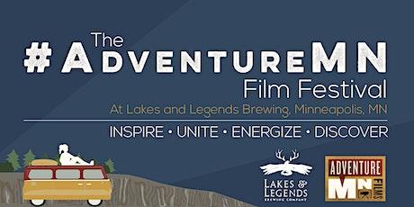 #AdventureMN Film Fest – February 20, 2020 tickets