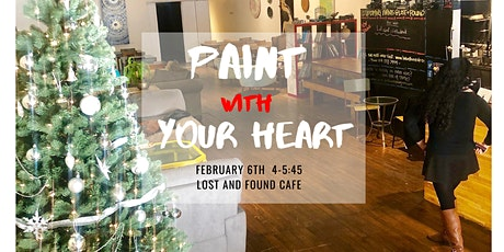 Paint With Your Heart tickets