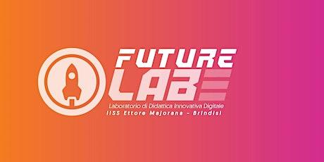 L'aula di robotica a scuola come living lab delle competenze trasversali - Paola Lisimberti biglietti