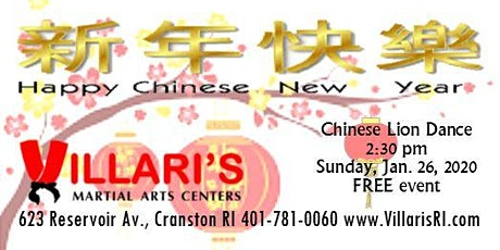2020 Chinese New Year Celebration tickets