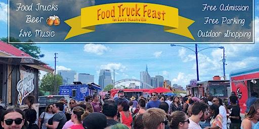 Food Truck Feast in East Nashville: Spring 2020