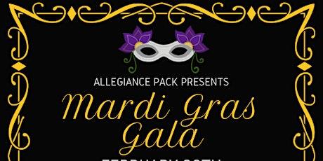 ASA PACK Mardi Gras Gala tickets