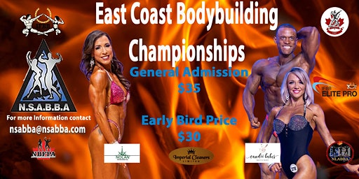 East Coast Bodybuilding Championships