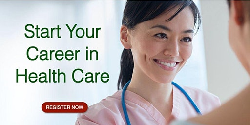 FREE Information Session on Health Care Careers