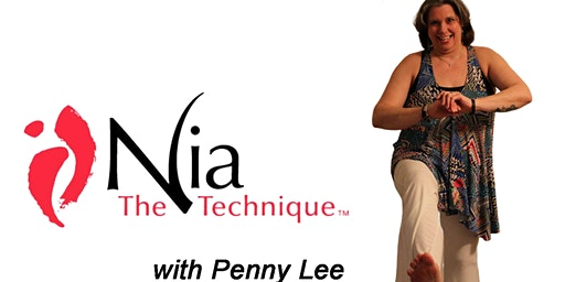 Dance Nia with Penny Lee in Embrun
