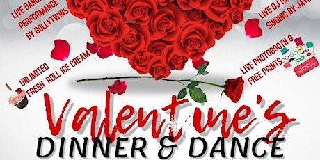 Valentine's Dinner & Dance tickets