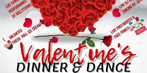 Valentine's Dinner & Dance