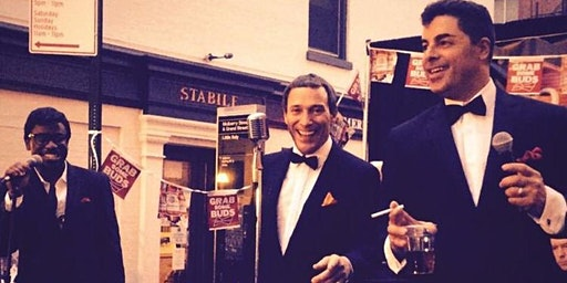 Tribute to the Rat Pack LIVE at Tuscan Kitchen Portsmouth