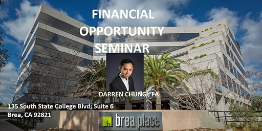 Financial Opportunity Seminar
