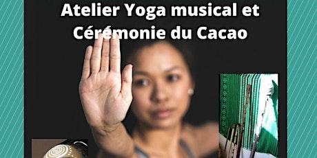 Atelier Yoga Musical et Cérémonie Chamanique à Toulouse billets