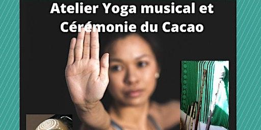 Atelier Yoga Musical et Cérémonie Chamanique à Toulouse