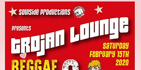Trojan Lounge + Reggae Girls 6th Edition tickets