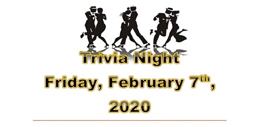 Support Our Prom Trivia Night