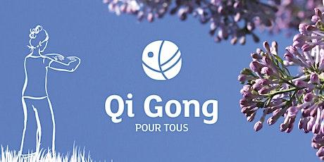 Atelier de Qi Gong pour tous billets