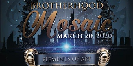 Kenwood Brotherhood MOSAIC: Elements of Art tickets