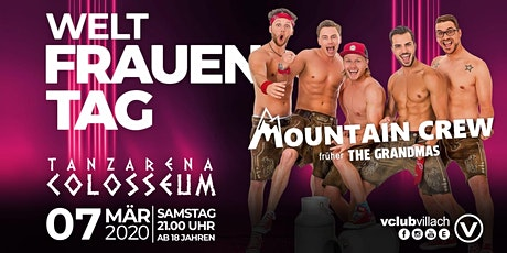 Weltfrauentag mit der Mountain Crew Tickets