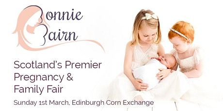 Scotland's Premier Pregnancy & Family fair tickets