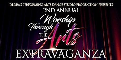2nd Annual Worship Through The Arts Dance Extravaganza tickets
