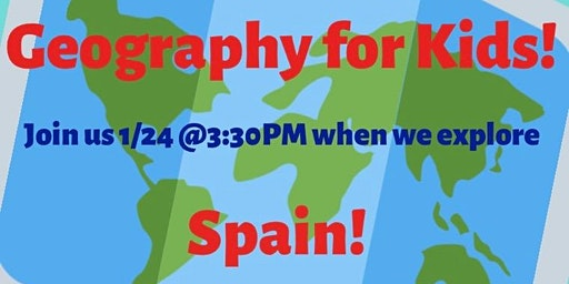 Geography for Kids: Spain