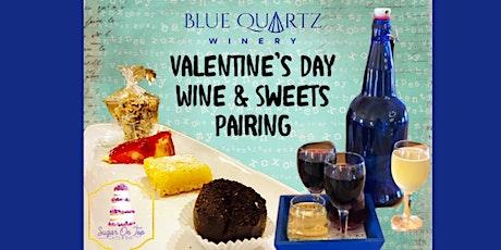 Blue Quartz Wine & Dessert Pairing tickets