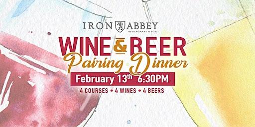 Valentine's Wine & Beer Pairing Dinner