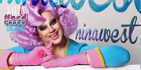 Hard Candy Cincinnati with Nina West  tickets