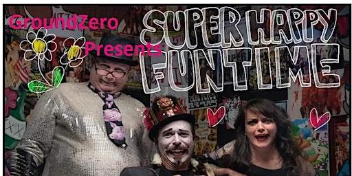 Super Happy Funtime Burlesque final tour