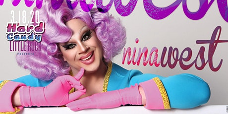 Hard Candy Little Rock with Nina West  tickets