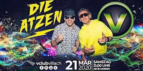 Die Atzen LIVE im V-Club Villach biglietti