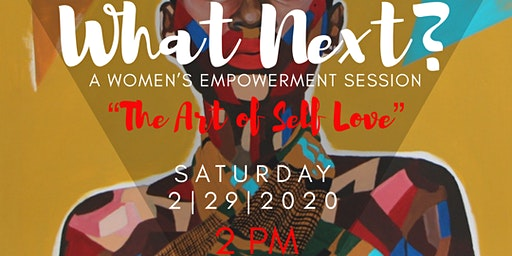What Next? A Women's Empowerment Session