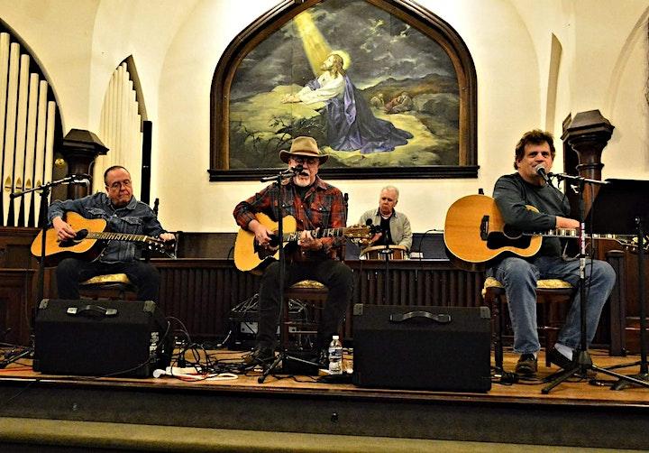 Craig Bickhardt, Thom Schuyler and Tony Arata in Concert image