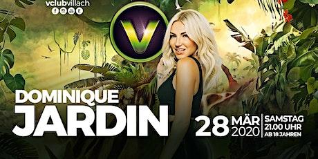 Dominique Jardin LIVE im V-Club Villach Tickets