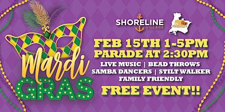 Long Beach Mardi Gras at Shoreline Village tickets