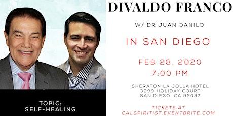 Healing & Self-Healing (Divaldo in SD) tickets
