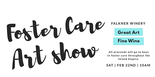 Foster Care Art Show