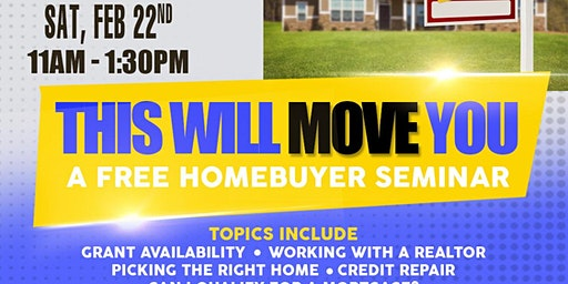 This will MOVE you home buyer seminar
