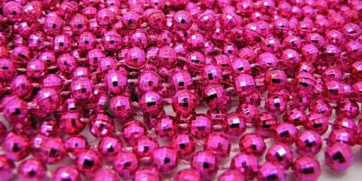 Pink Partigras!