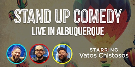 Stand Up Comedy Live in Albuquerque at the Red Velvet Underground tickets