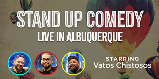Stand Up Comedy Live in Albuquerque at the Red Velvet Underground
