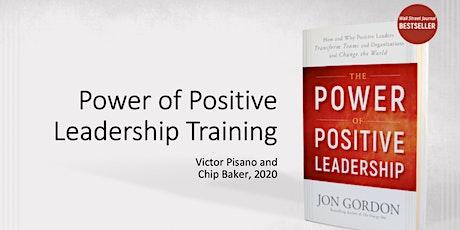 Power of Positive Leadership Training tickets