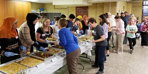 Pallottine Renewal Center Supper Club
