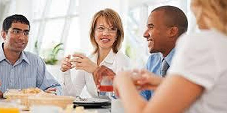 International Business Networking Breakfast tickets