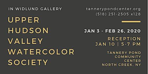 Widlund Gallery   Upper Hudson Valley Watercolor Society