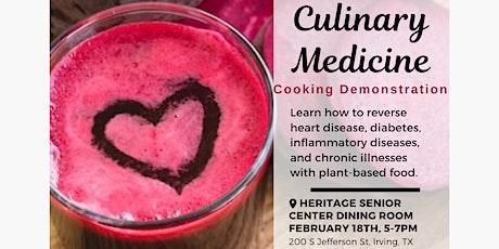 Culinary Medicine tickets