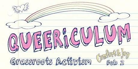 QUEERiCULUM 2020: Grassroots Activism tickets