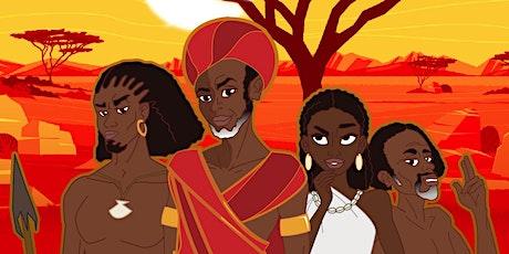 Wiil Waal - Somali Storytelling Workshop tickets